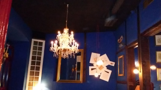 cafe Belen sala