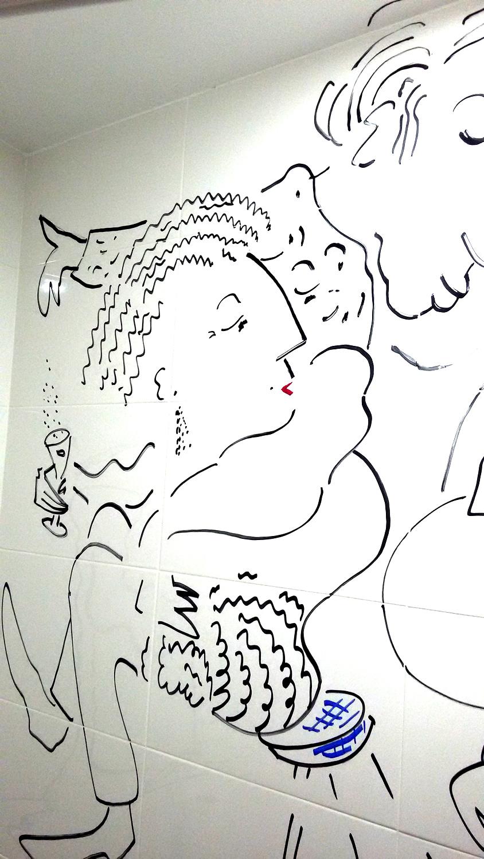 dibujos de garbade