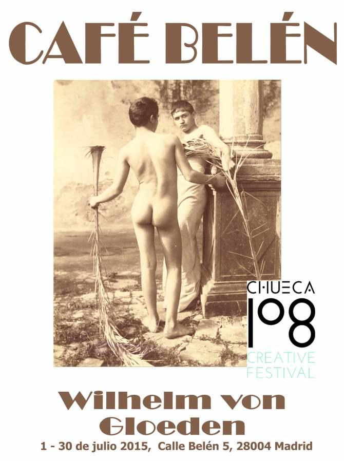 Chueca108 con Wilhelm von Gloeden