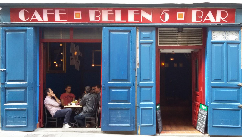 Cafe belen madrid en chueca calle belen 5 28004 madrid Calle belen madrid